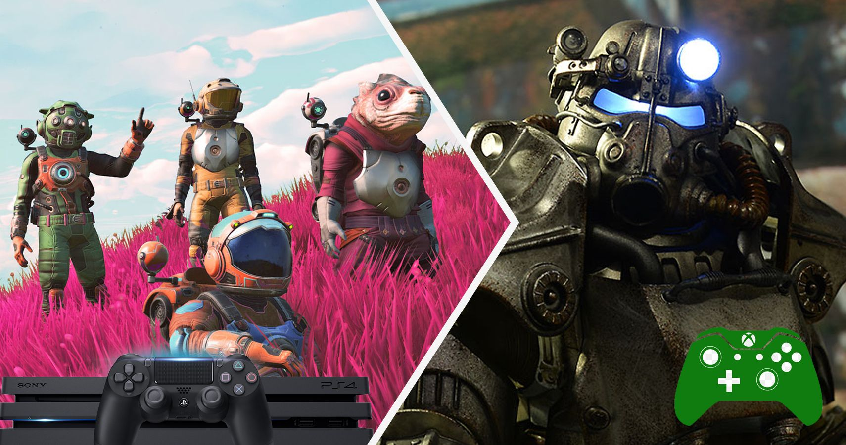 PS4 Pro Vs Xbox One X: 10 Games That Better On The Xbox (And
