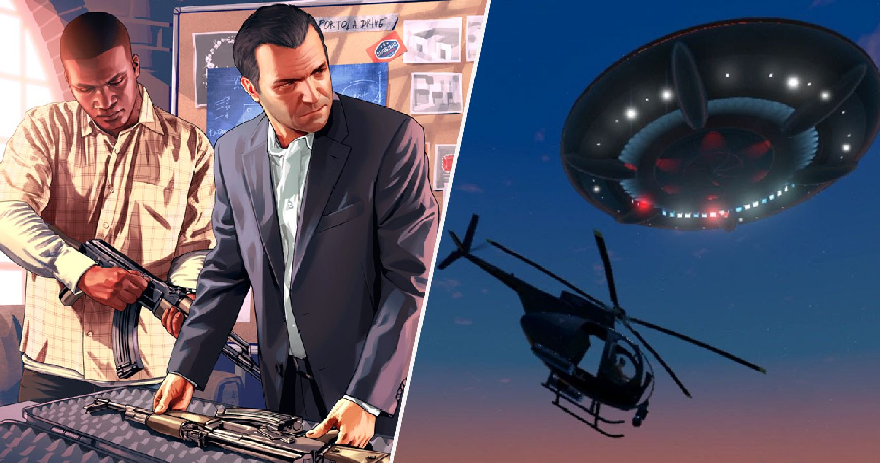 29 Hidden Grand Theft Auto Locations That Casual Fans Will Never