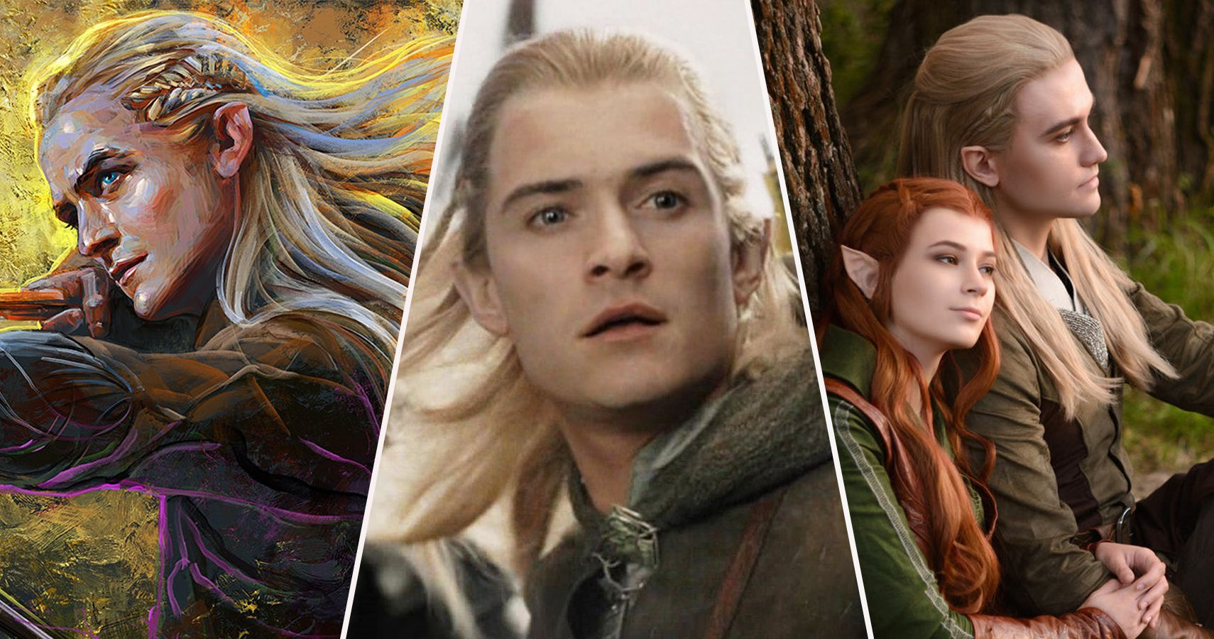 The Lord Of The Rings: 25 Ridiculous Things About Legolas