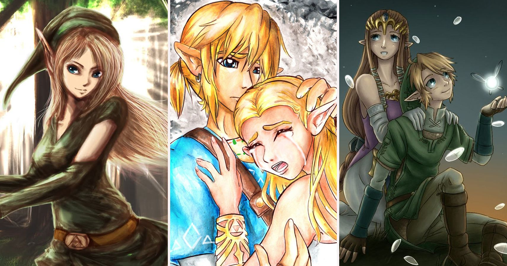 Legend Of Zelda: 23 Ridiculous Things About Zelda And Link ...