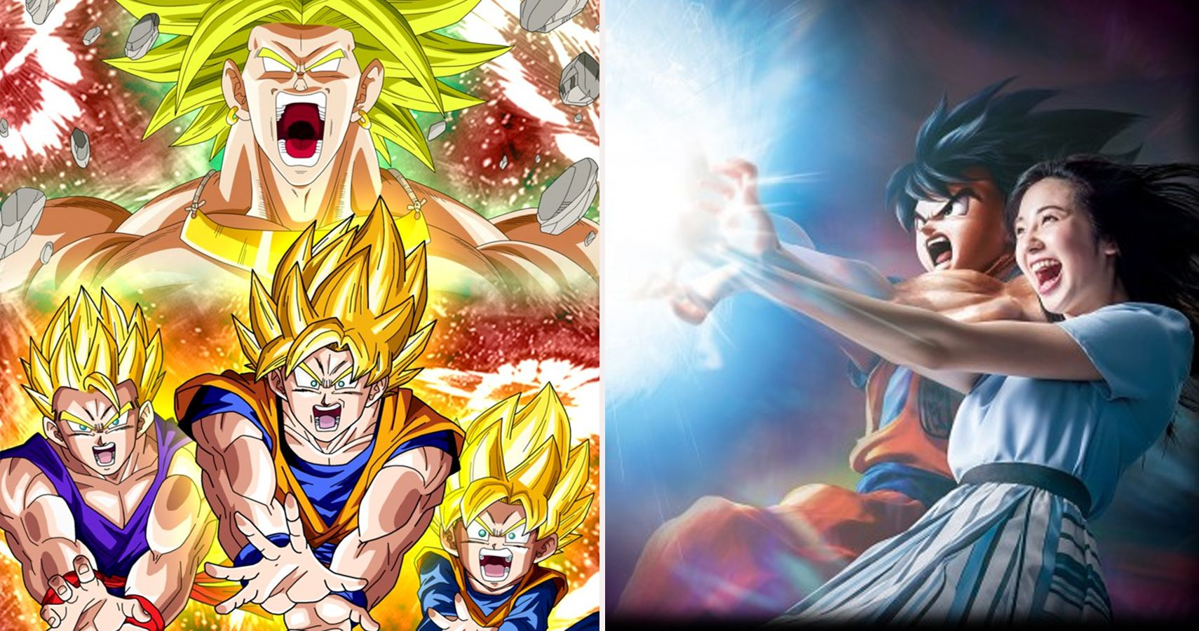 15 Dragon Ball Movies Fans Pretend Don T Exist And 15 Great Ones