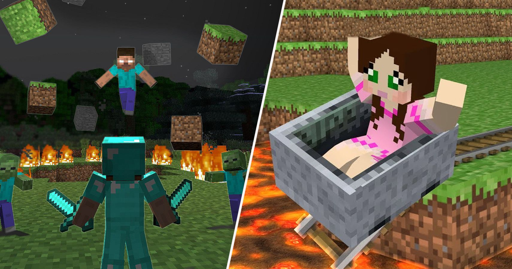 25 Things Wrong With Minecraft We All Choose To Ignore | TheGamer
