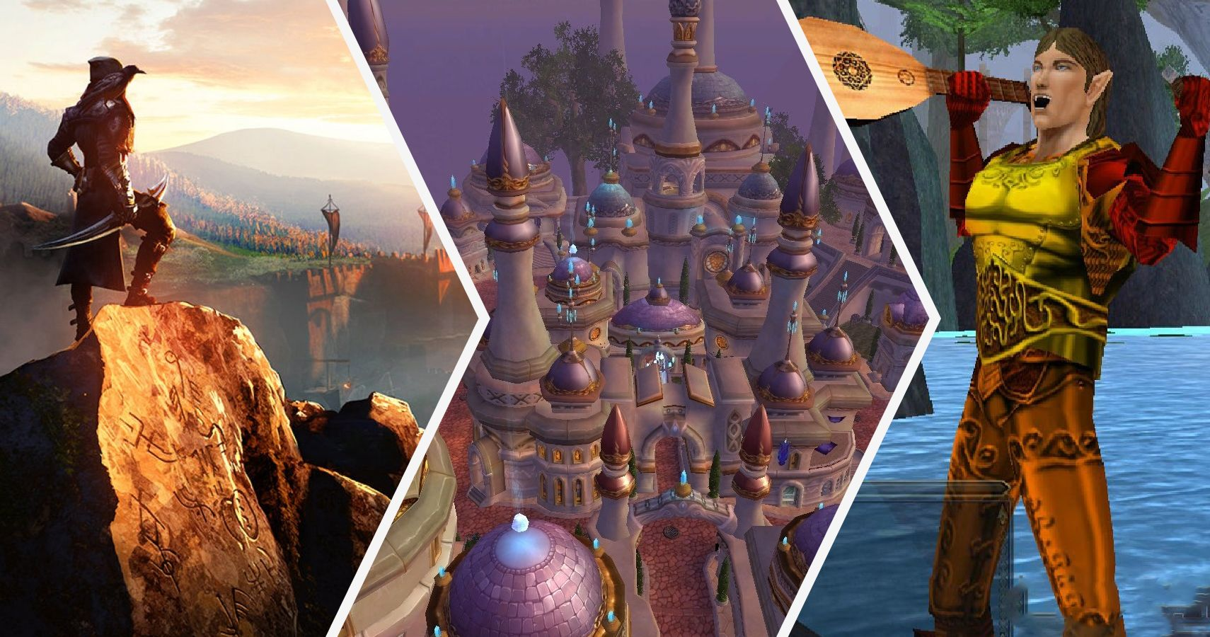The 23 Biggest Open-Worlds In RPG Video Games Ever (From Smallest To