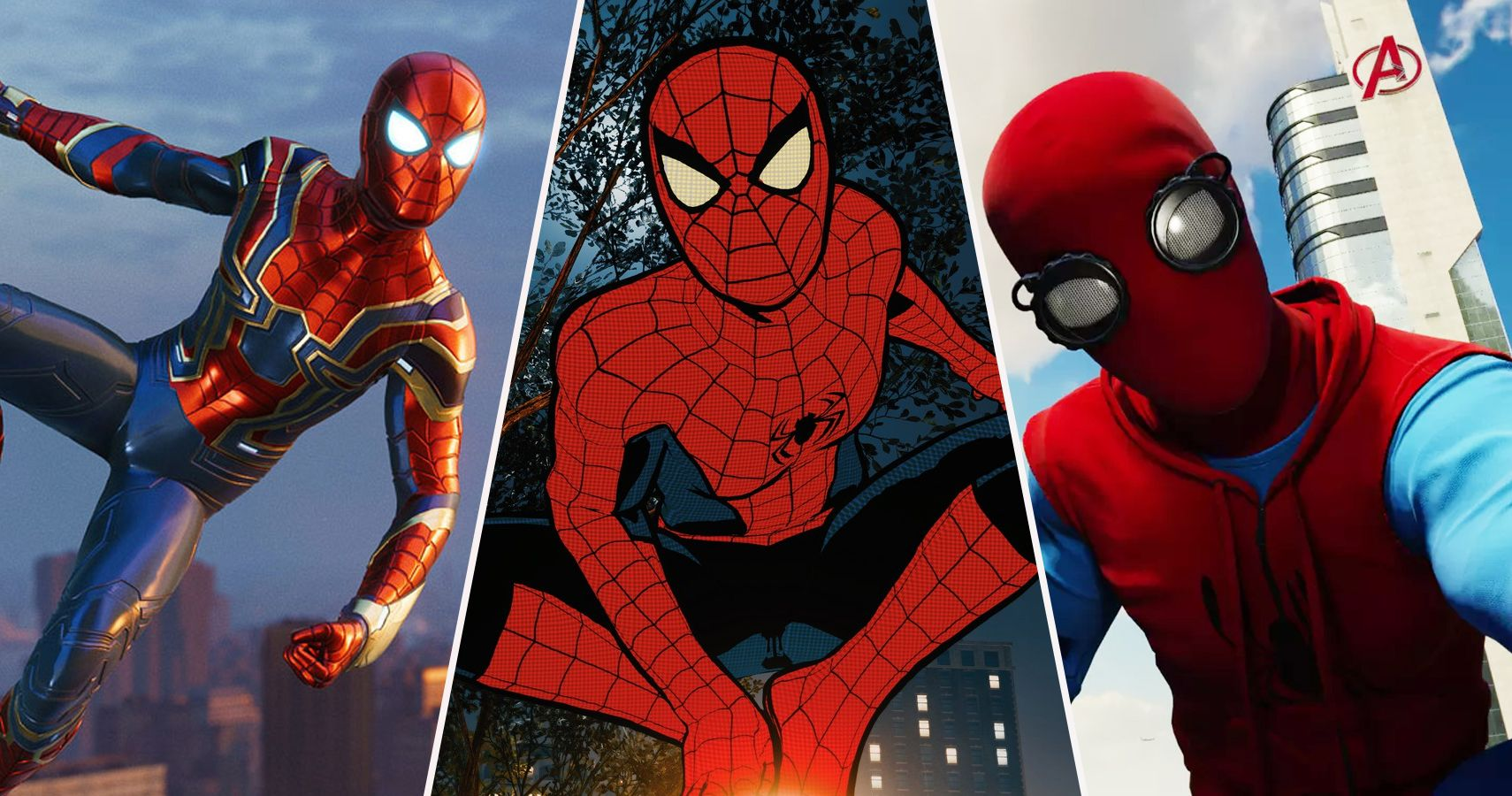 646accdd4a Spider-Man PS4: All Costumes, Ranked Worst To Best | TheGamer