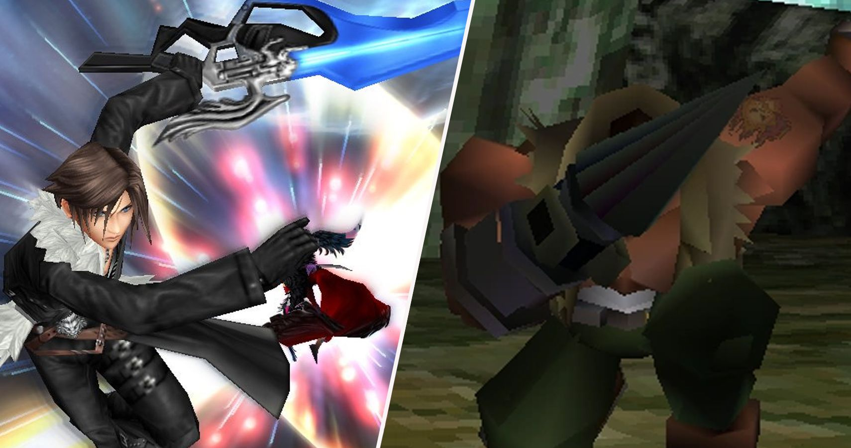 30 Rare PS1 Final Fantasy Weapons That Are Impossible To