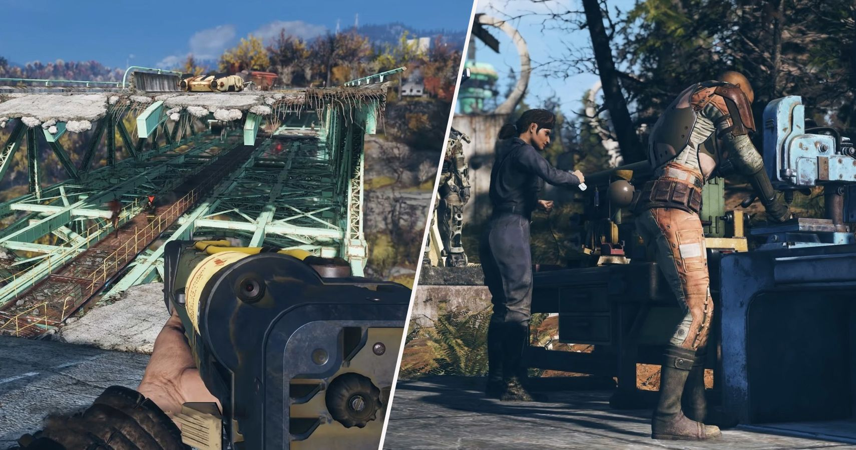 The 15 Best And 15 Worst Weapons And Upgrades In Fallout 76