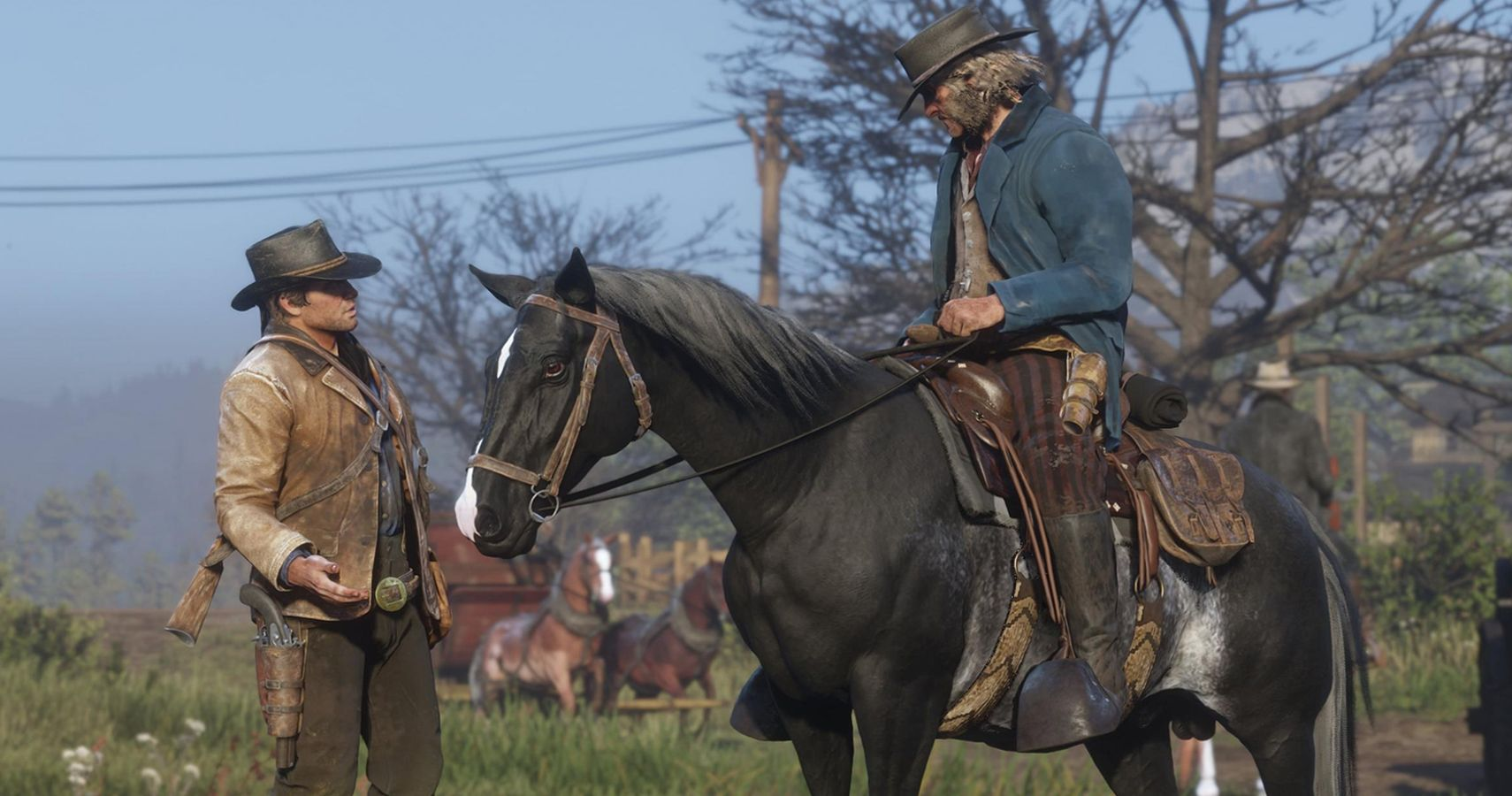 25 Things That Make No Sense About Red Dead Redemption 2's Story