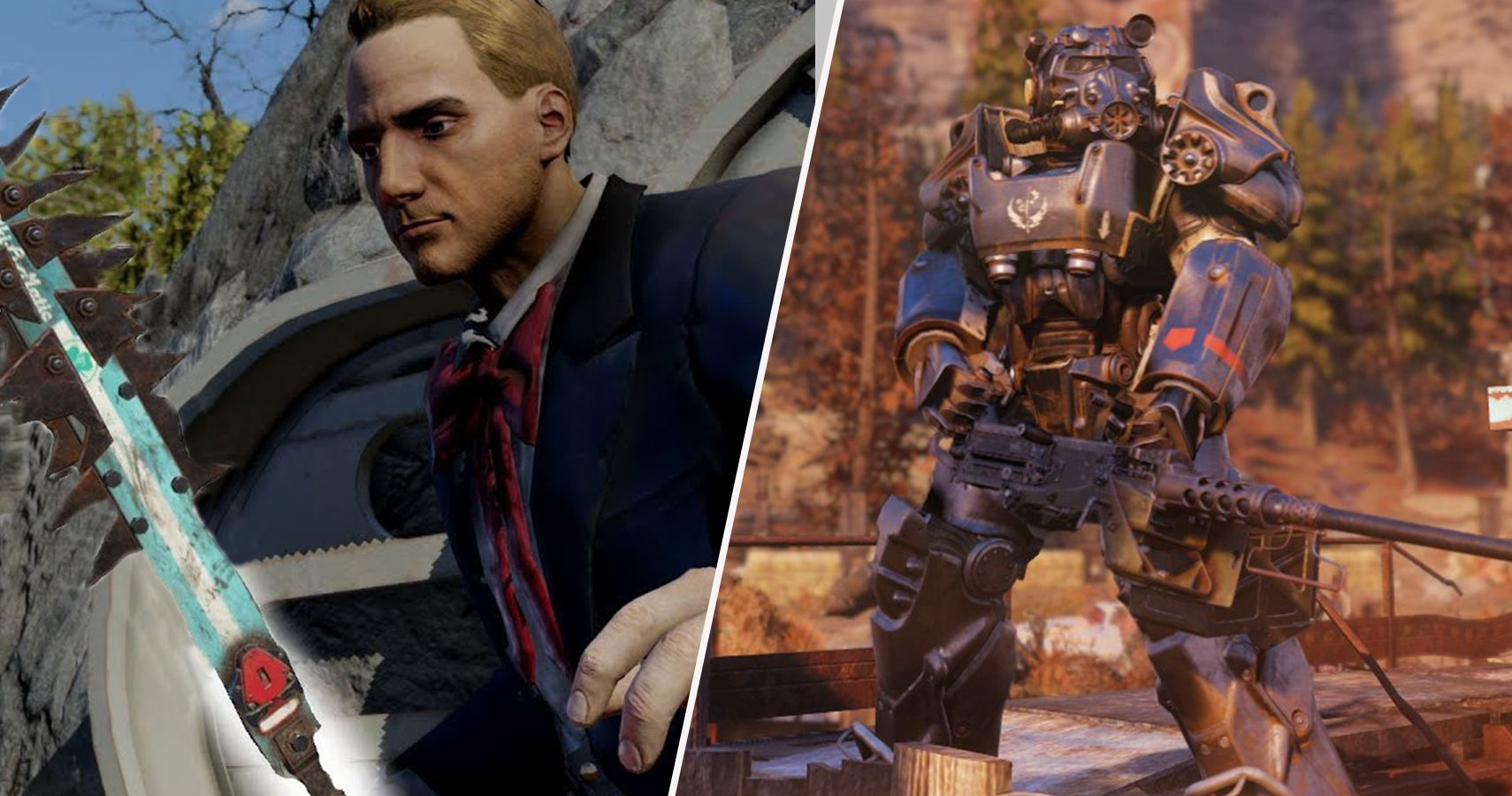 The 25 Strongest Weapons In Fallout 76 (And Where To Find Them)