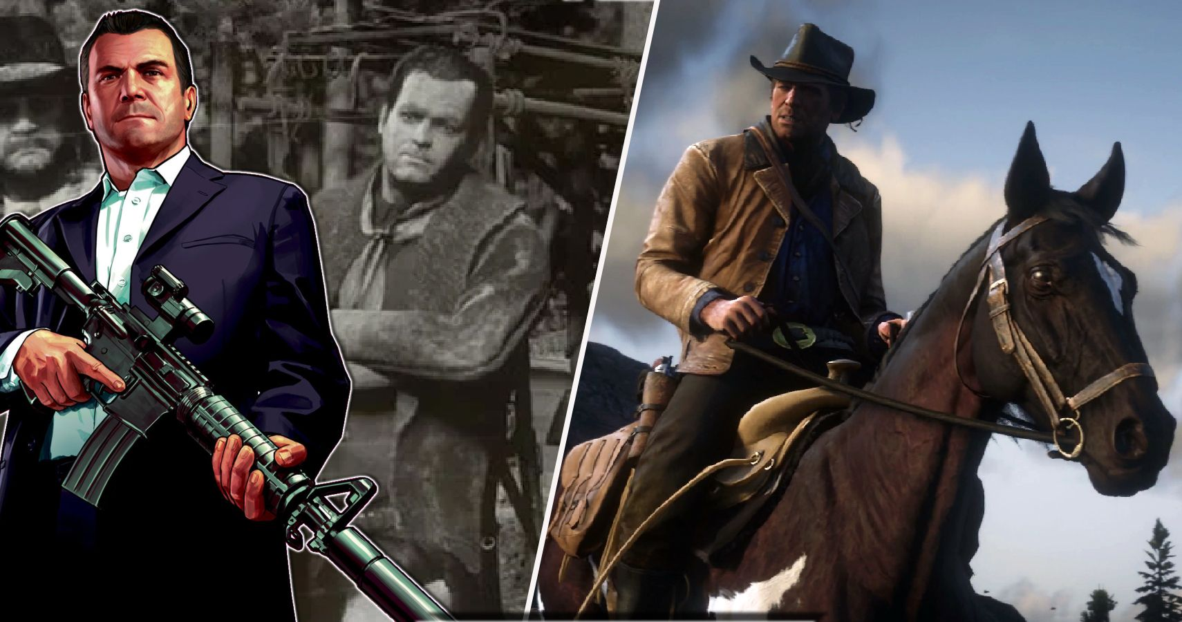 30 Hidden Easter Eggs Only Super Fans Noticed In Red Dead