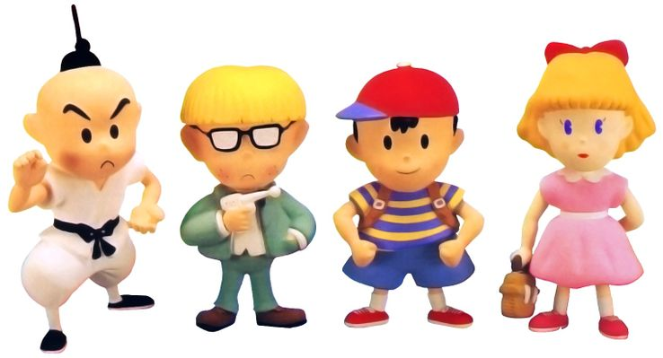 Is Nintendo Planning An EarthBound/Mother Collection For The