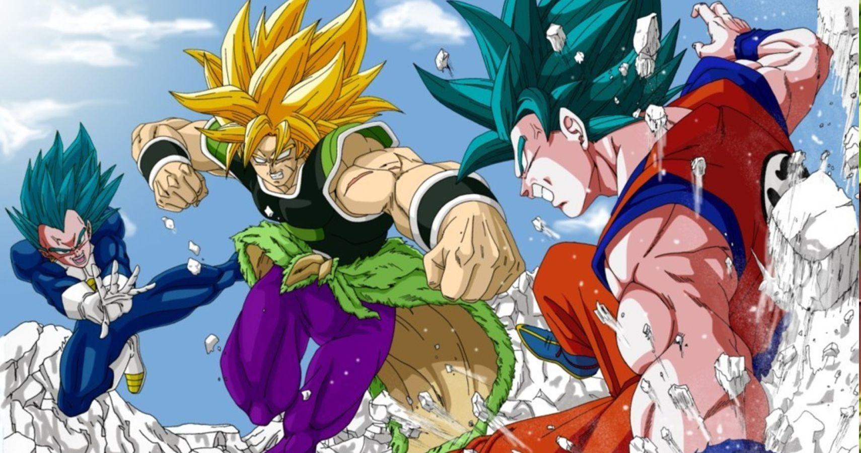 30 Things That Make No Sense About Dragon Ball Super Broly