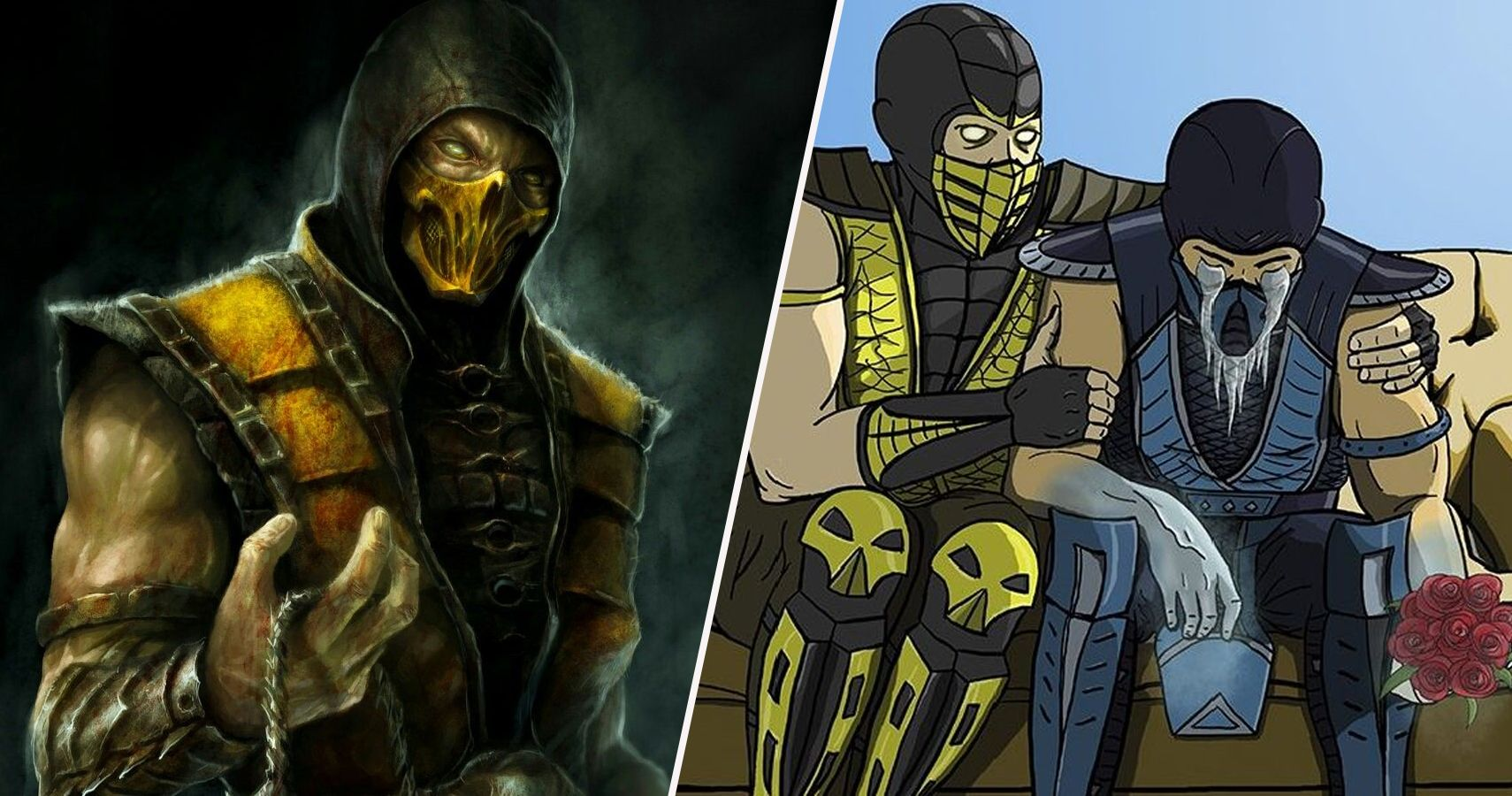 Mortal Kombat & 9 More Strange Crossovers That DC Comics Took Part In