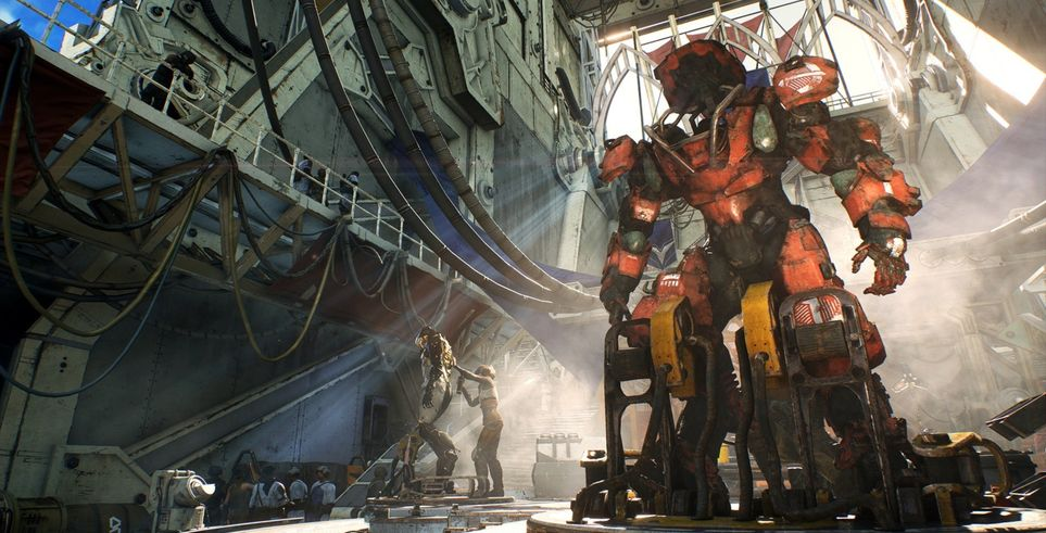 ANTHEM Bug Is Sending Low Level Players To The Last Mission
