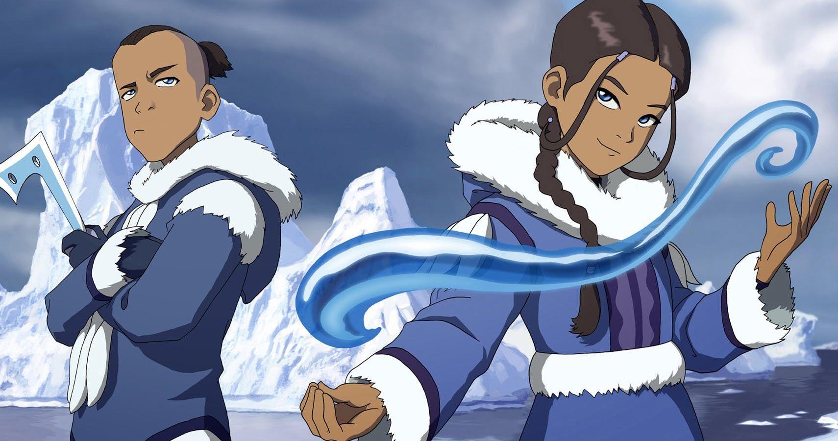 Avatar 20 Crazy Things About Katara's Anatomy