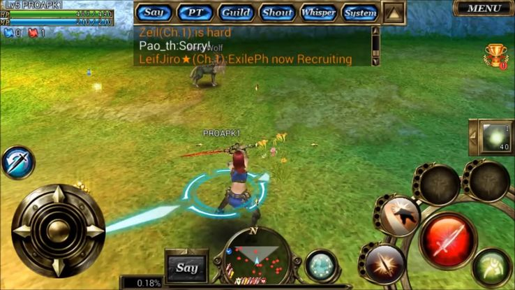 10 Best Mobile MMORPGs Out Right Now | TheGamer