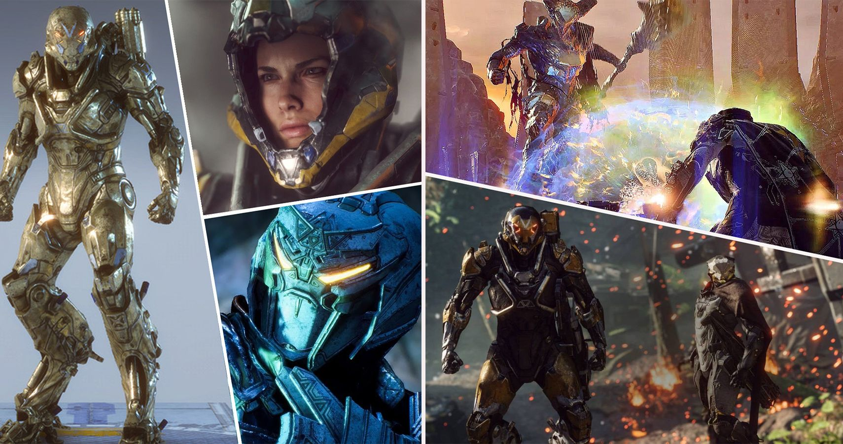 Anthem: 15 Crazy Things Players Still Haven't Found (And 10