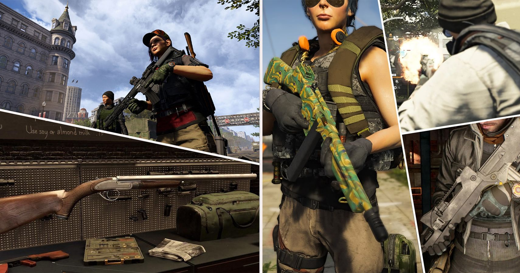 The 15 Best Weapons In The Division 2 (And The 5 Worst)