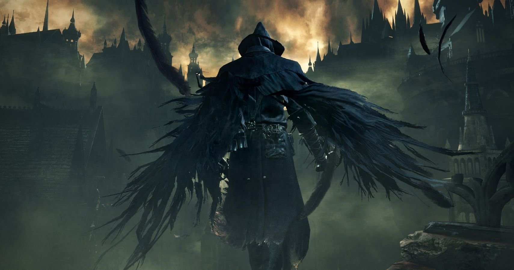 Bloodborne: Eileen The Crow's Quest And Why The Blade Of Mercy Is So