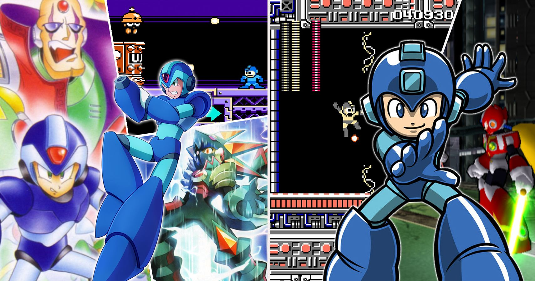 Every Mega Man Game, Officially Ranked   TheGamer