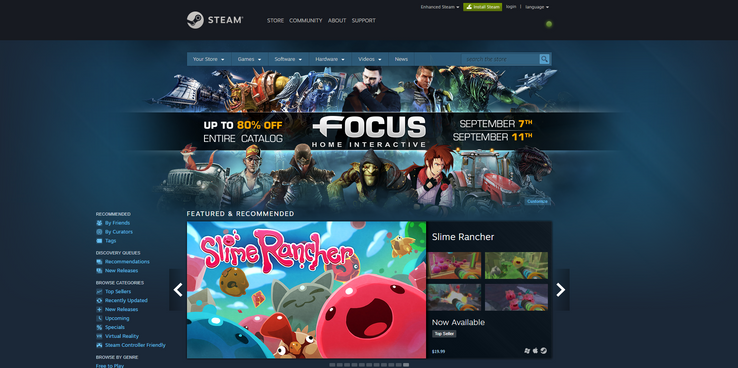 Jumping Ship: How Valve Can Keep Games From Leaving Steam