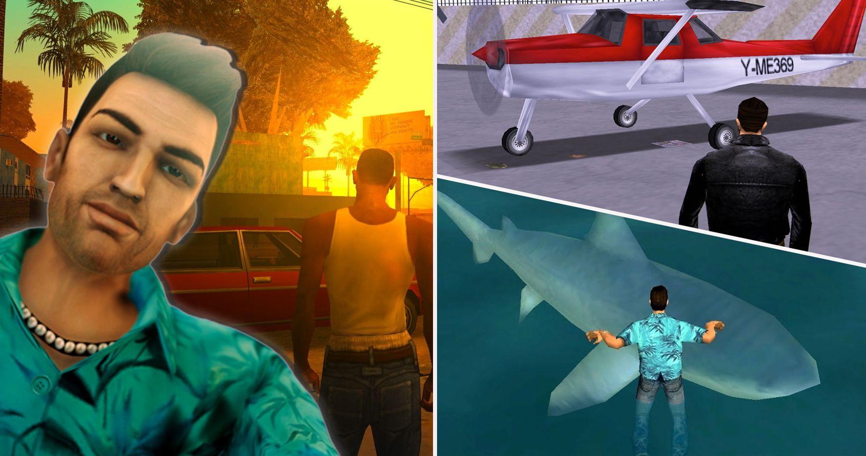 gta vice city sharks gang