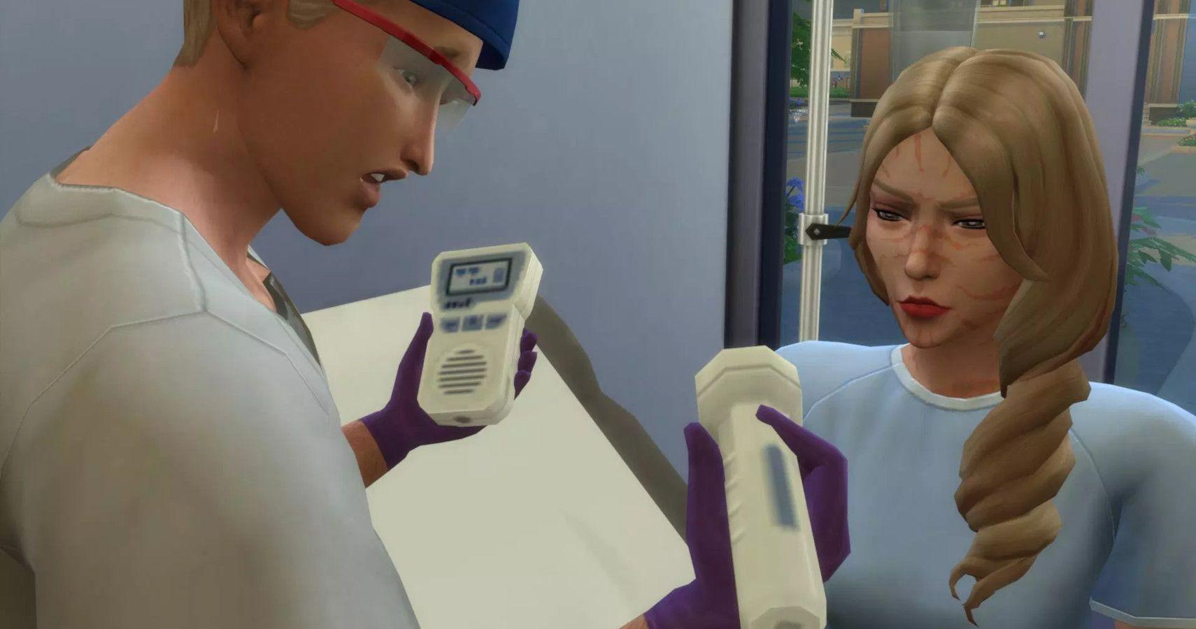 Sims 4: Doctor Career Illness List | TheGamer