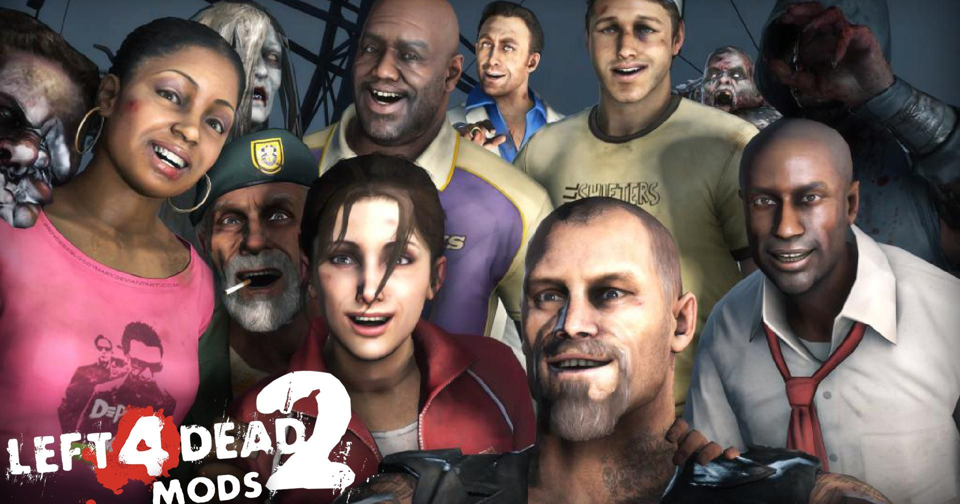 10 Best Left 4 Dead 2 Mods Every Player Has To Try | TheGamer