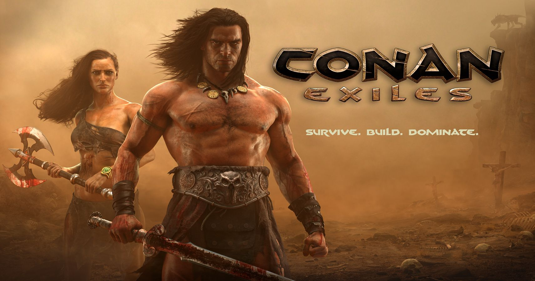Conan Exiles Upcoming DLC Celebrates Anniversary With A Free