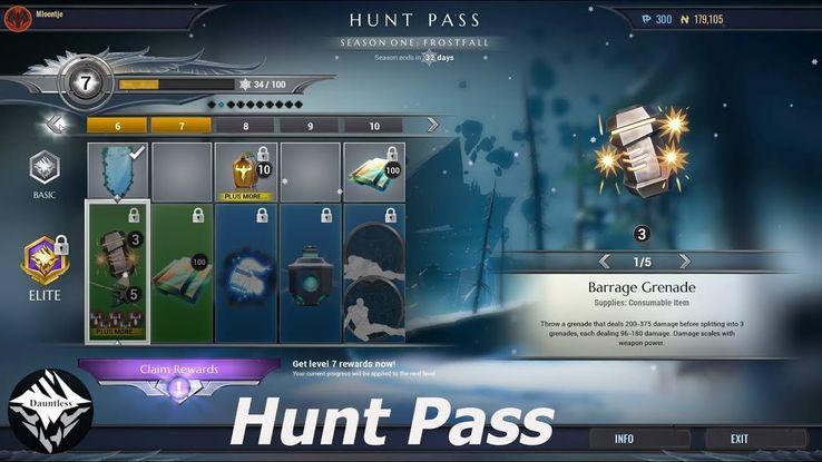 Dauntless Xbox One Beta