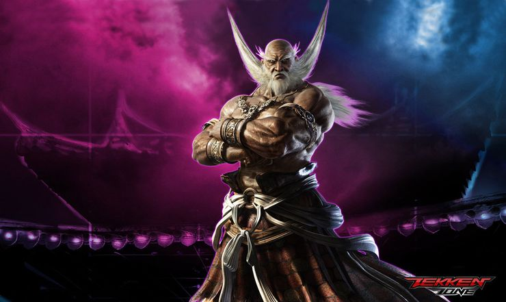 The 10 Strongest Tekken Characters In The Franchise Ranked