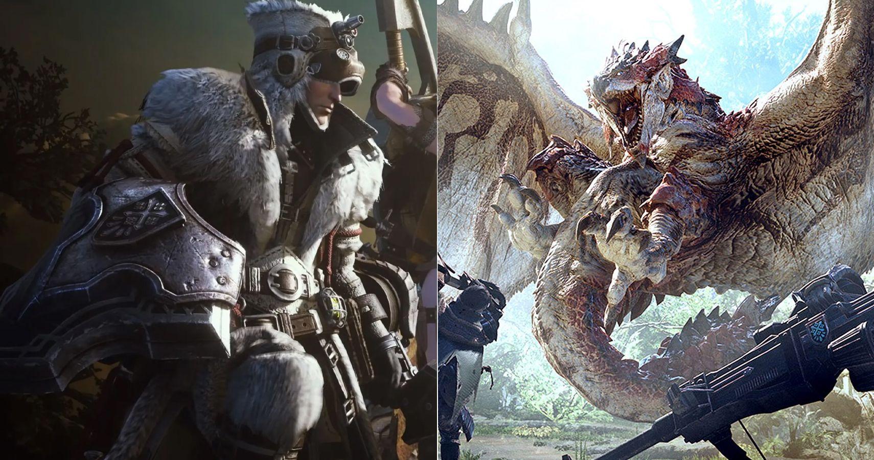 Monster Hunter World: The Best Armor, Ranked | TheGamer