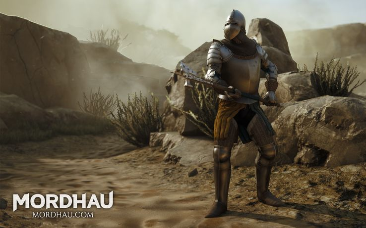 Mordhau Two-Handed Starter Guide: Bring Out Your Inner Conan
