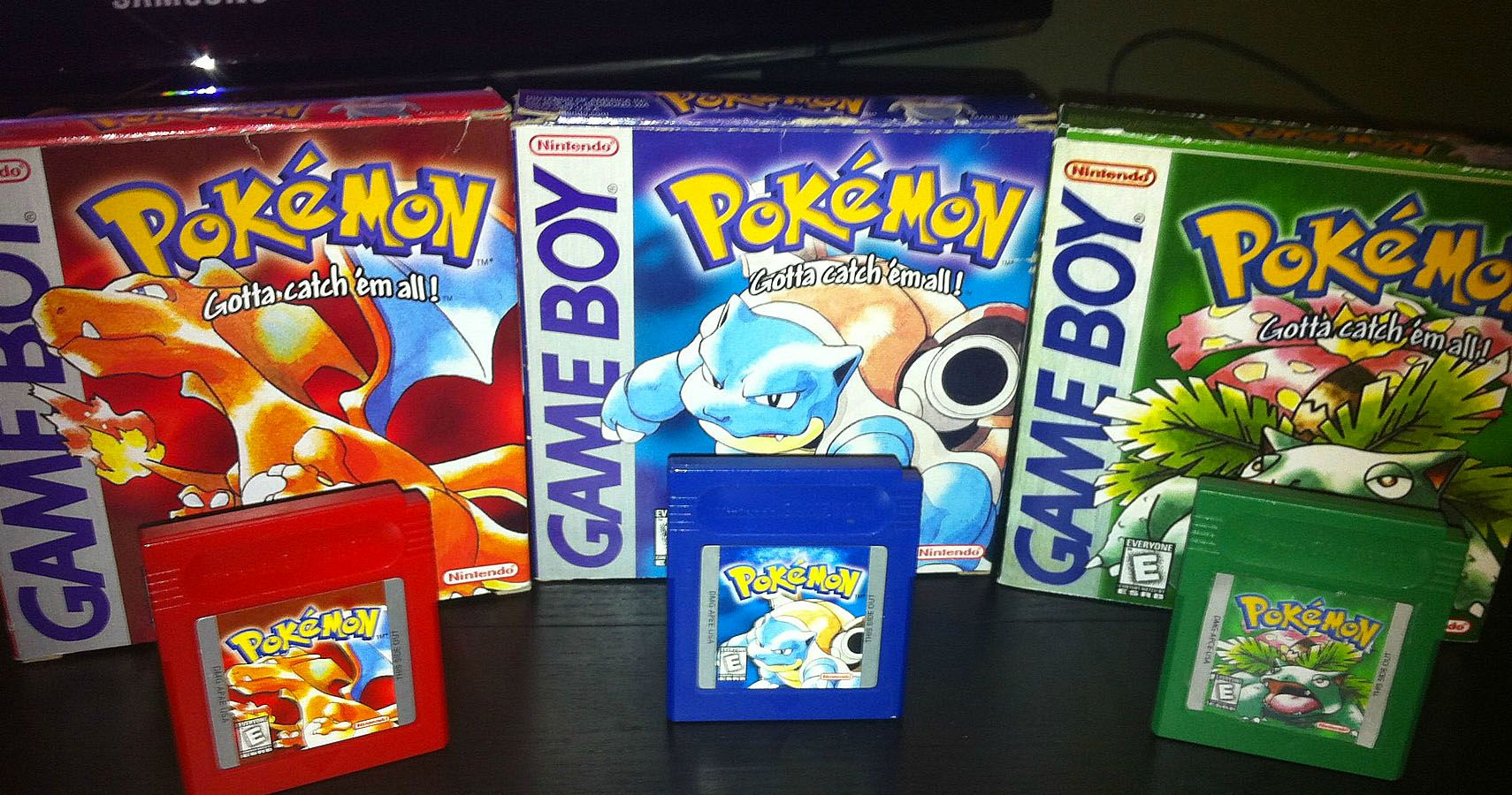 Pokémon Green: 10 Differences It Had From Red & Blue | TheGamer