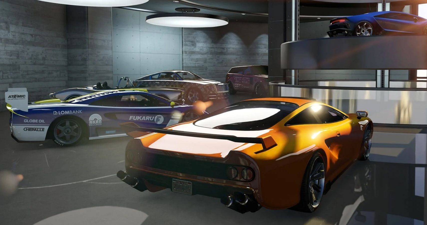 Gta 5 Sexiest Cars