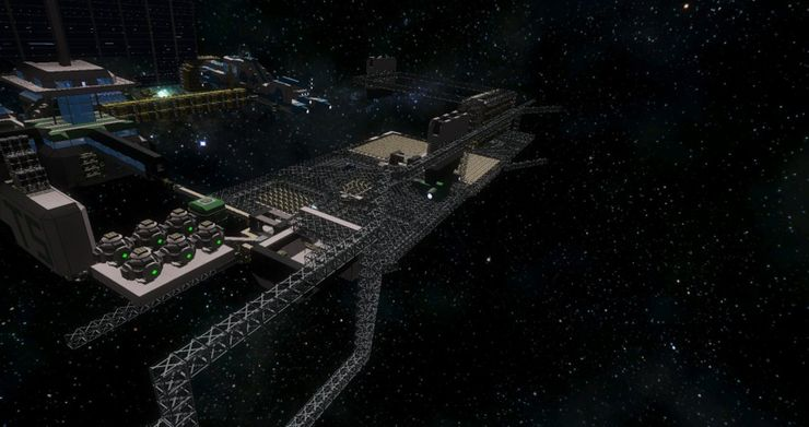 space engineers electricity