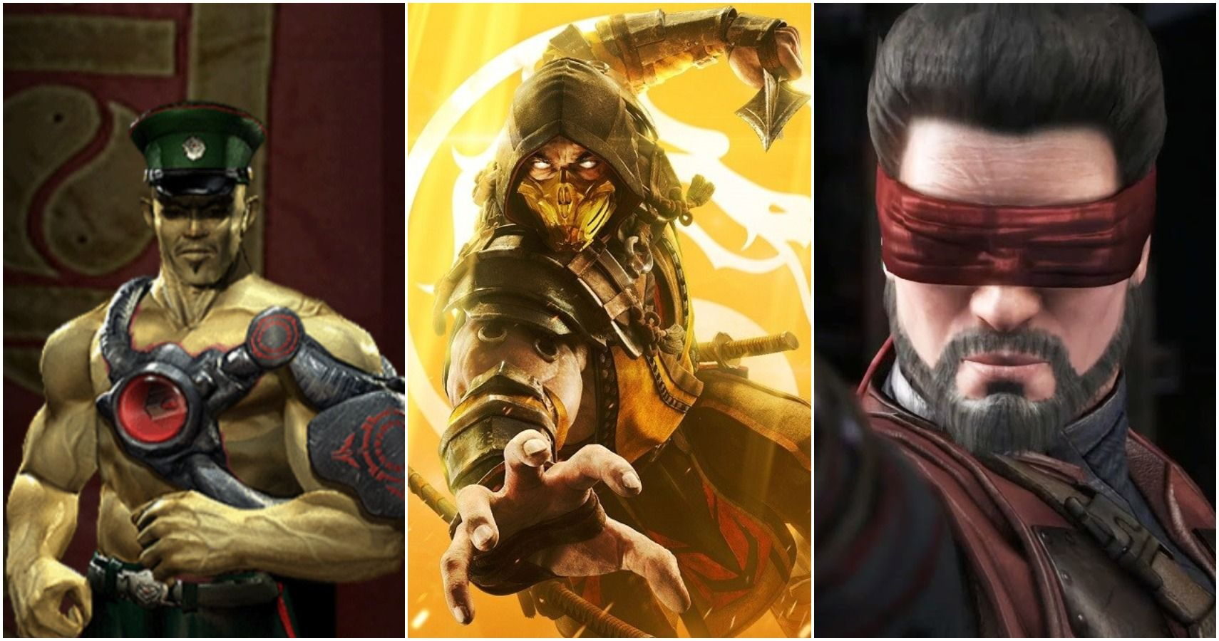 5 Mortal Kombat 11 Dlc Characters We Want In The Game – Fondos de