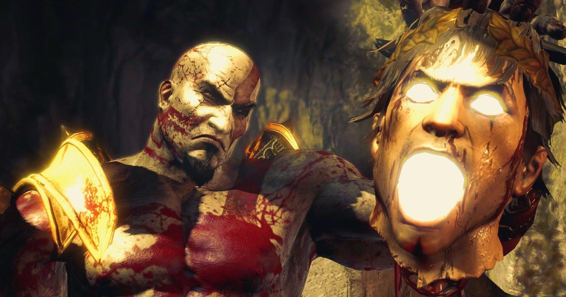 10 Of Kratos' Most Brutal Kills In The God of War Franchise