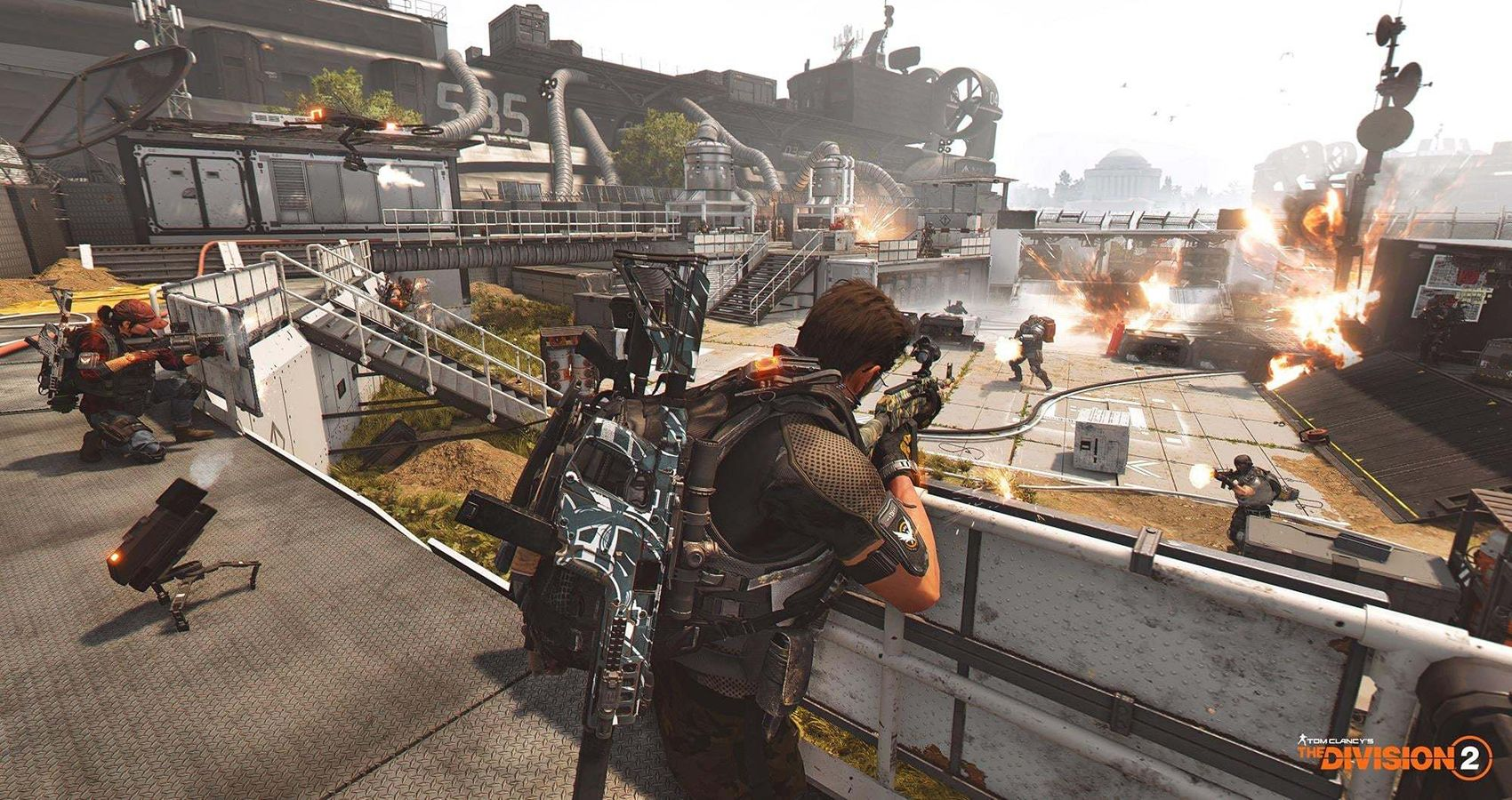 10 Tips For Beating Division 2's Brutal Raid Operation Dark Hours