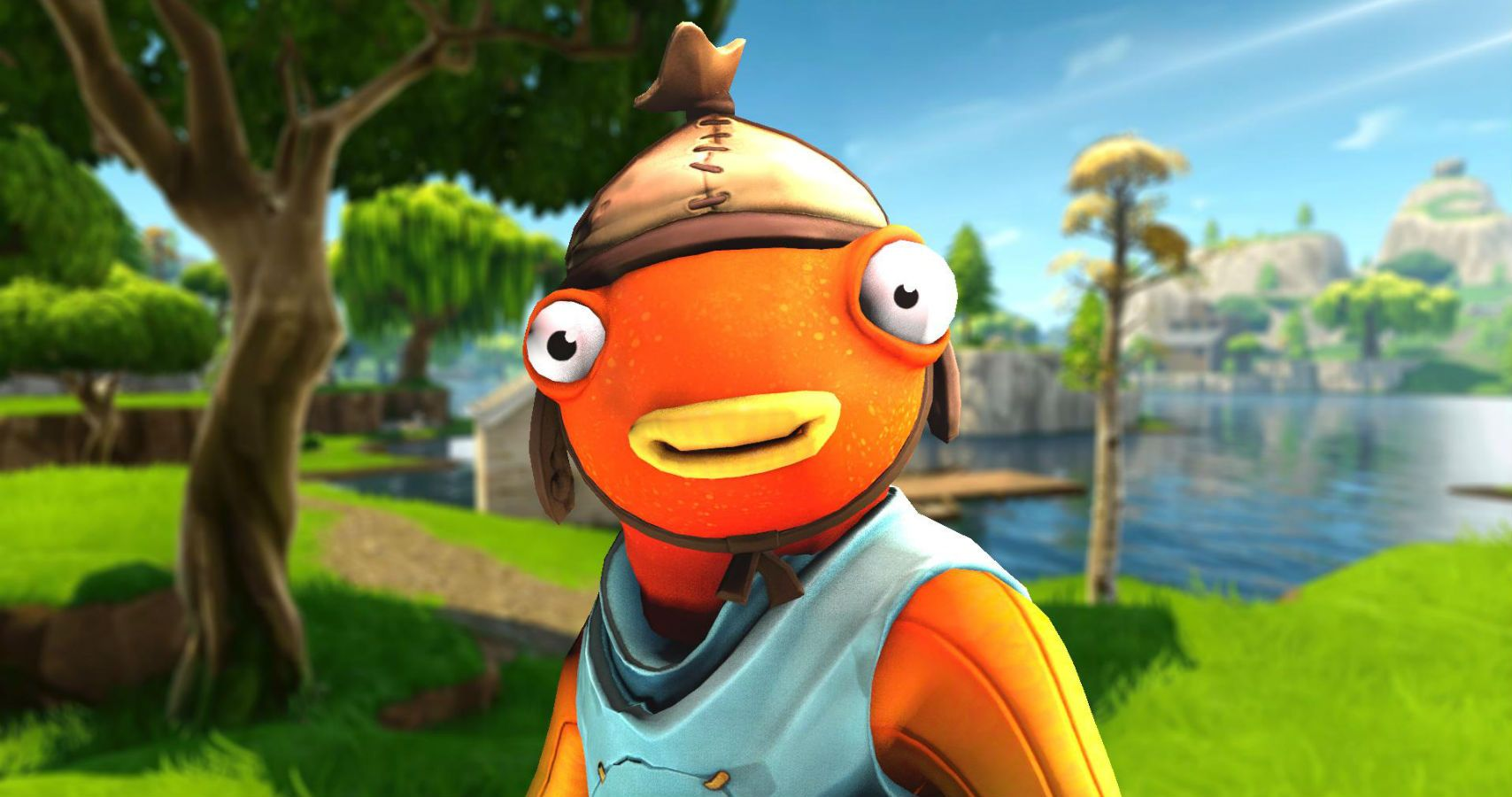 Watch: Fortnite's Fishstick Is Given A Voice In Hilarious New Skit