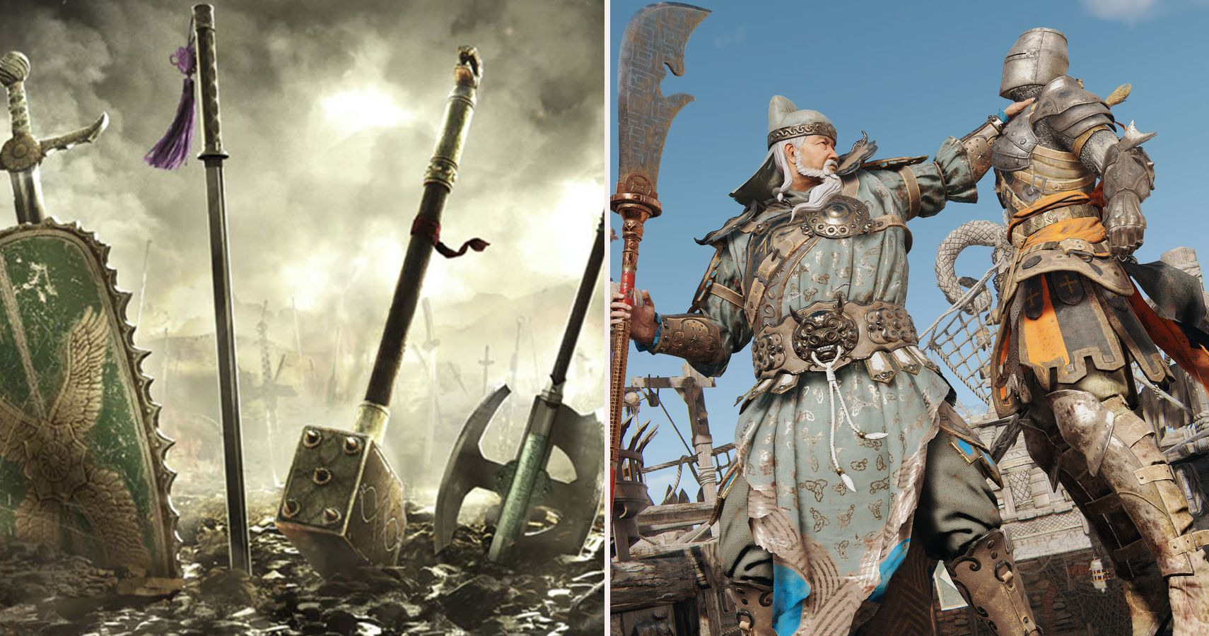 For Honor 7 Best Heroes For Beginners 7 Only Experts Should Use