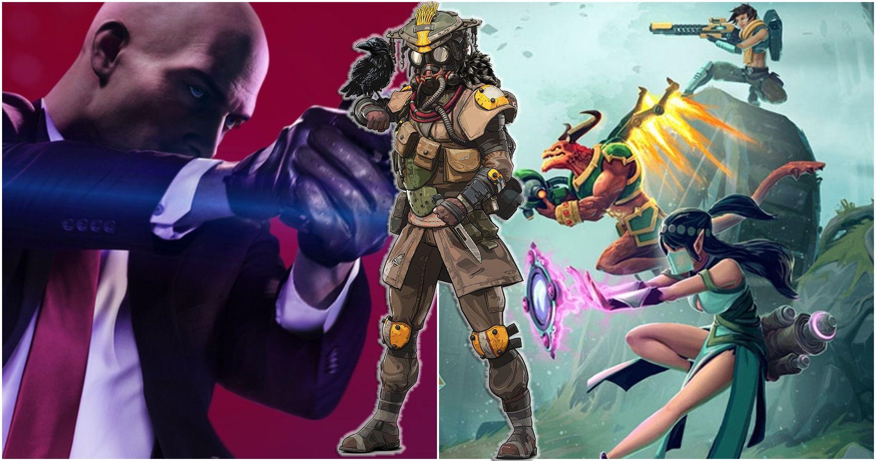 Best Modern FPS Games 2020 [The Ultimate List] - GamingScan