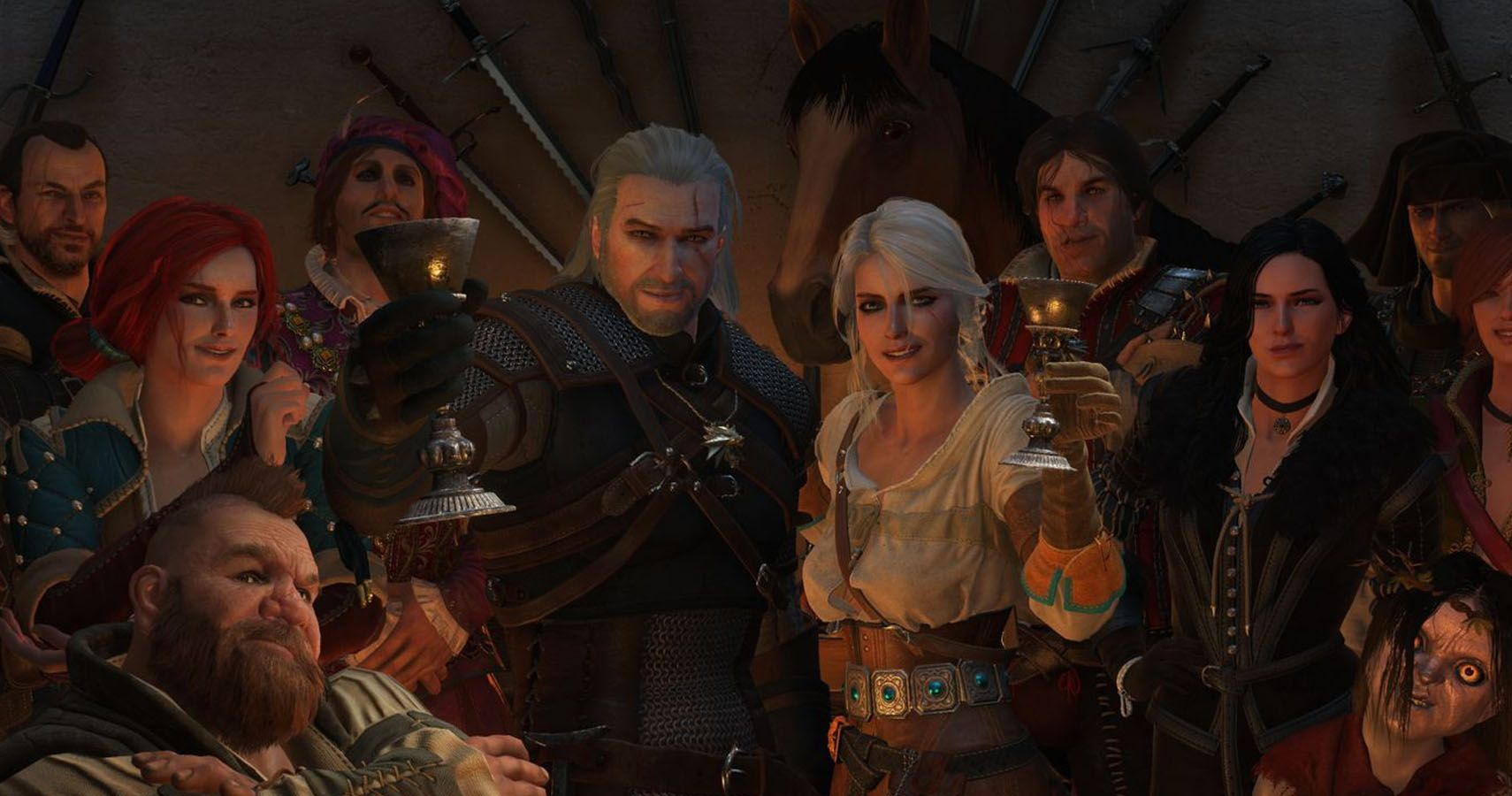 The Witcher 3: 10 Things To Do After You Beat The Game