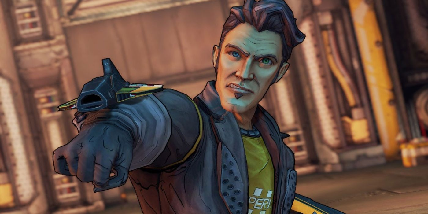 Borderlands 2 10 Facts You Never Knew About Handsome Jack