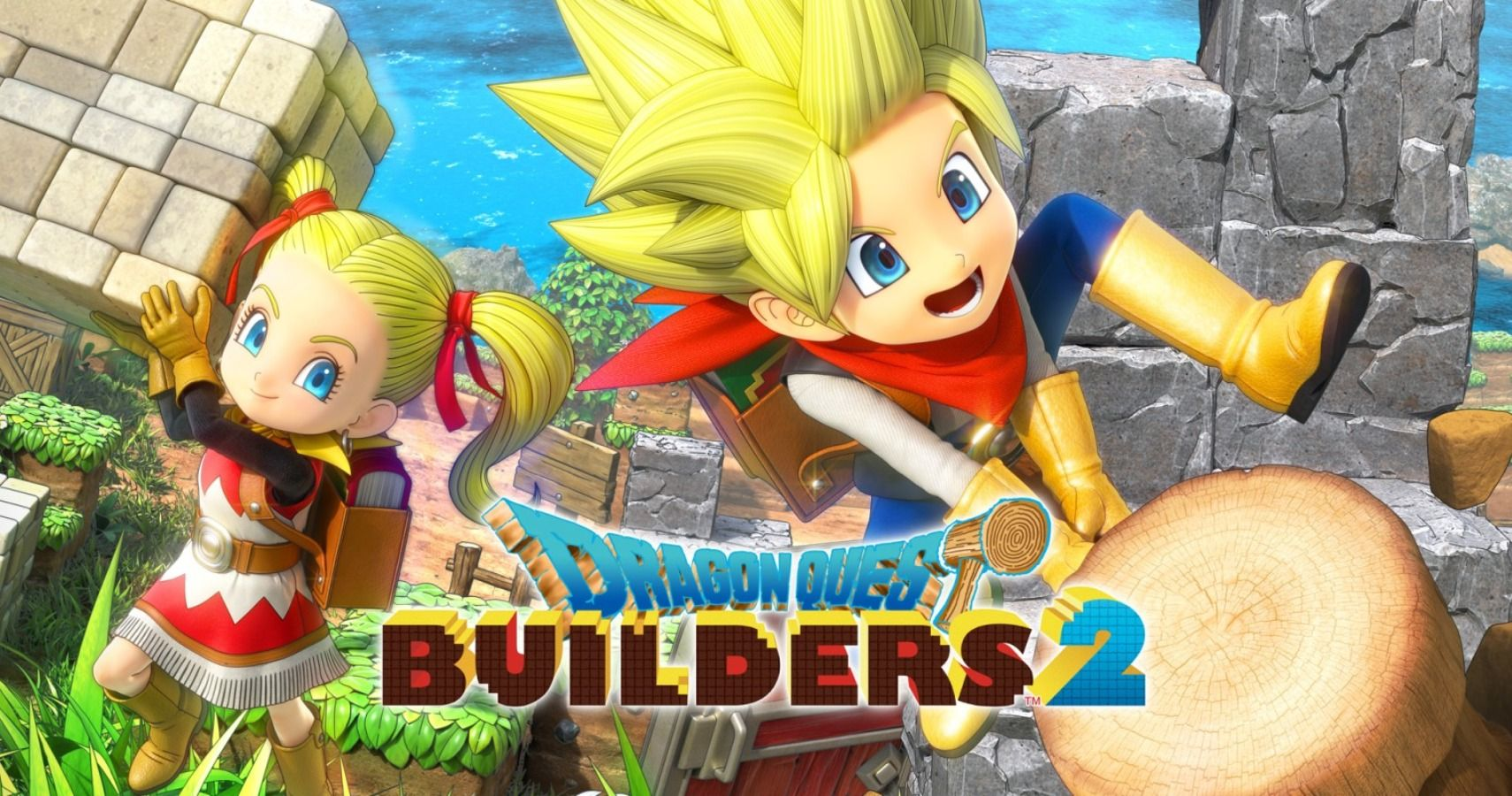 Dragon Quest Builders 2 Review   TheGamer