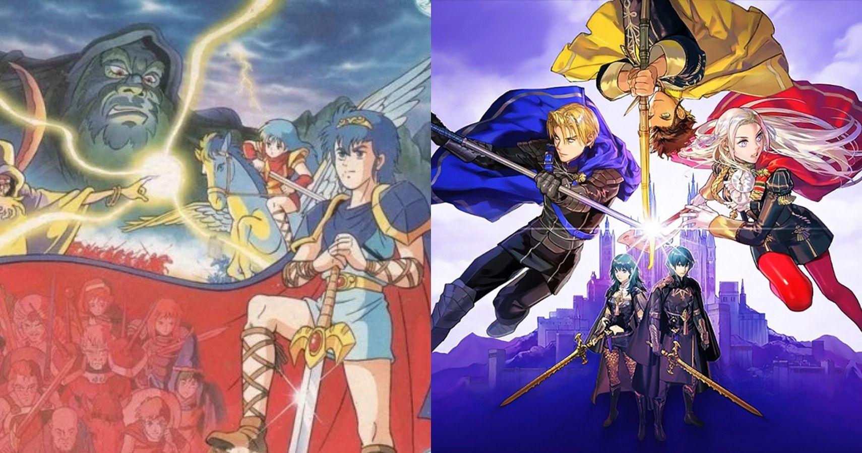 How - And When - Fire Emblem Took The West By Storm | TheGamer