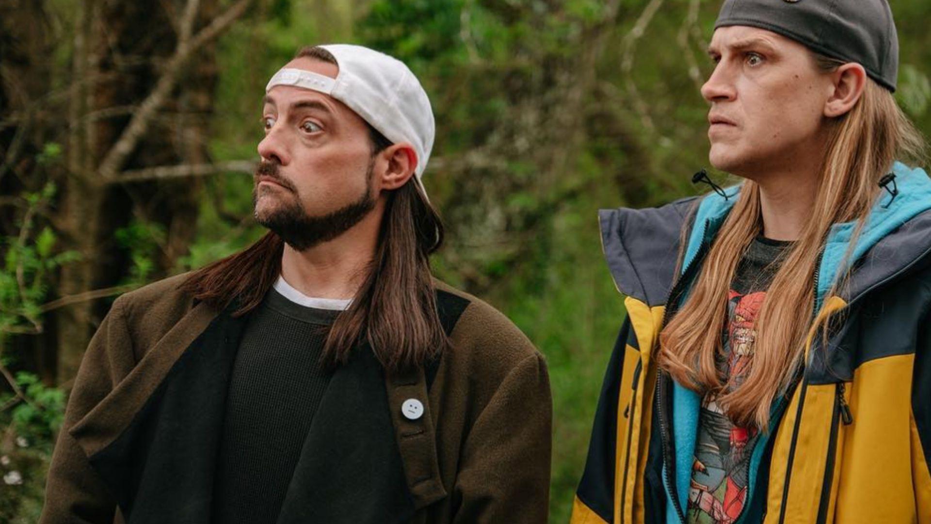 Jay and Silent Bob Reboot Trailer Debuting At SDCC 2019