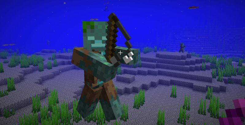 Minecraft: A Guide On How to Make a Fishing Rod | TheGamer