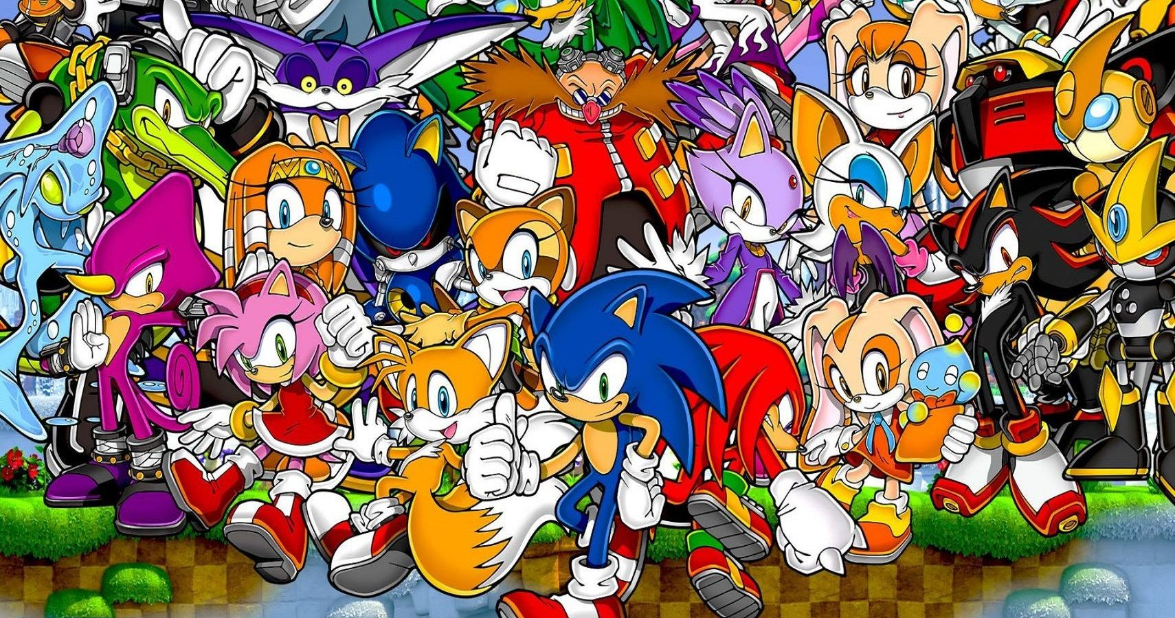 10 Best Sonic The Hedgehog Characters Of All Time Ranked