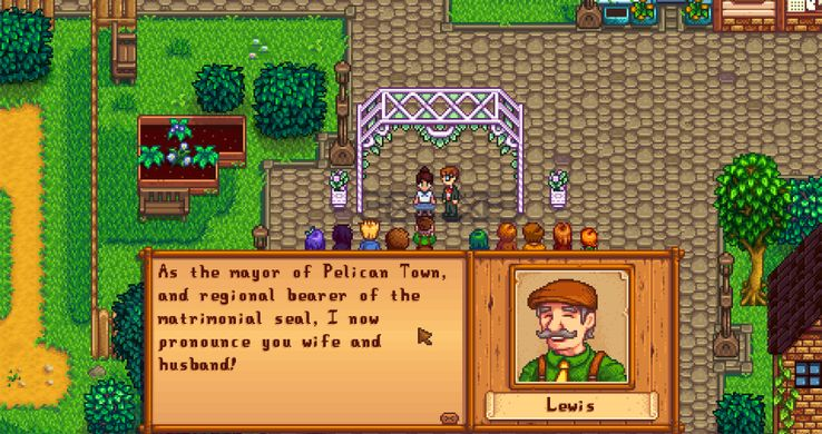 Stardew Valley Multiplayer Marriage