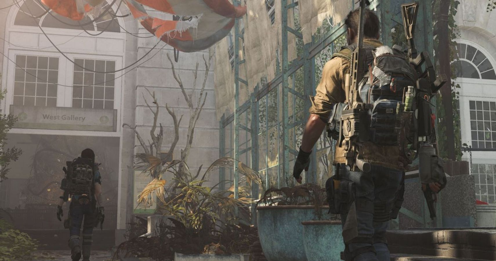 A Story-Driven Division 2 Spin-Off Could Eventually Happen